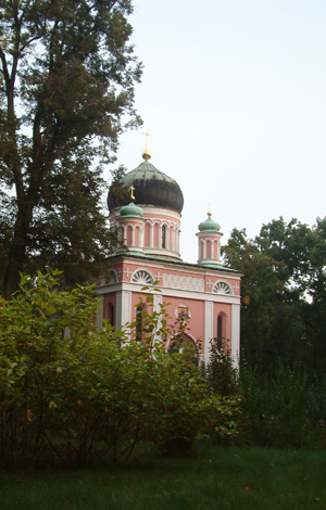 Alexandrowka Newski Kirche