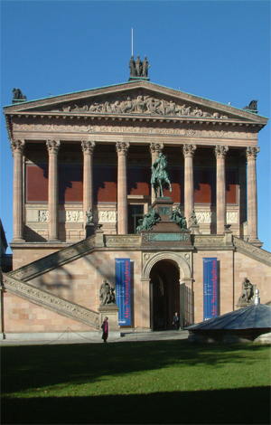 Alte Nationalgalerie, Museumsinsel