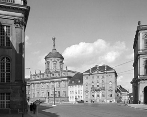 Potsdam Alter Markt Altes Rathaus