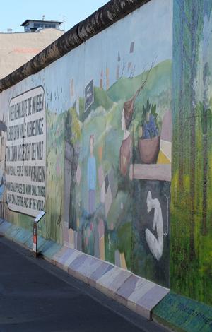 Berliner Mauer, Eastside Gallery