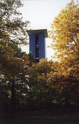 Carillon Glockenspiel Berlin Tiergarten