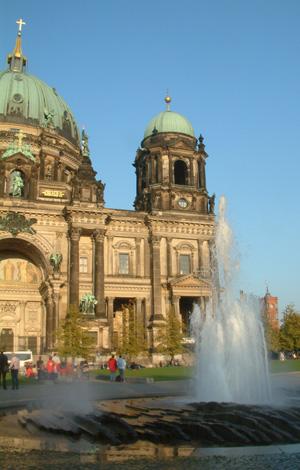 Berliner Dom Sehenswürdigkeit Kuppel Kirche