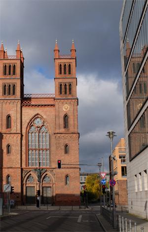 Friedrichswerdersche Kirche, Berlin