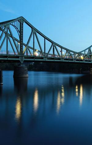 Glienicker Brücke, Bridge of Spies
