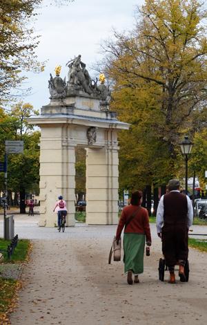 Jägertor, Potsdam
