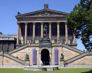 Nationalgalerie Berlin Kunste 19. 20. Jahrhundert