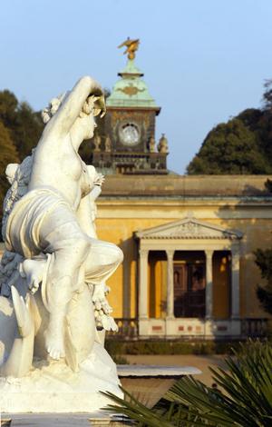 Neue Kammern, Sanssouci