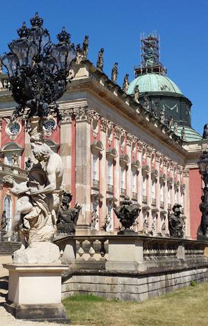 Neues Palais, Park Sanssouci