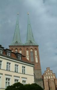 Nikolaikirche Rundgang das alte Berlin