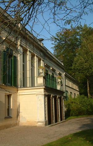 Schloss Glienicke, Park Glienicke