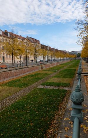 Stadtkanal, Potsdam