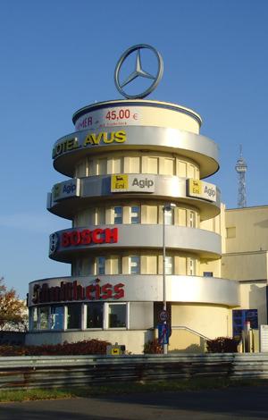 Avus Berlin Autobahn