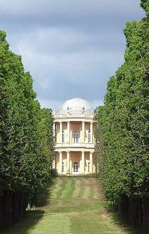 Belvedere auf dem Klausberg Friedrich dem Großen