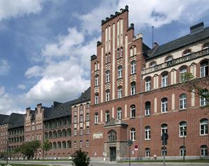 Carité Krankenhaus Universitätsmedizin Berlin Tradition