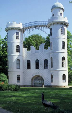 Schloss Pfaueninsel, Berlin