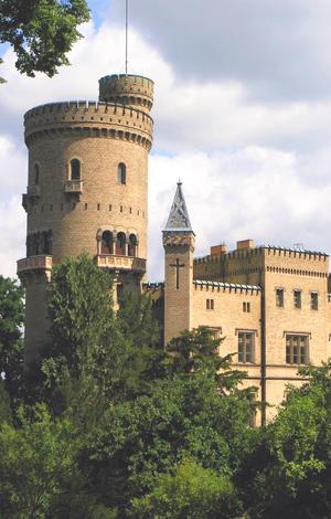 Schloss Babelsberg, Potsdam