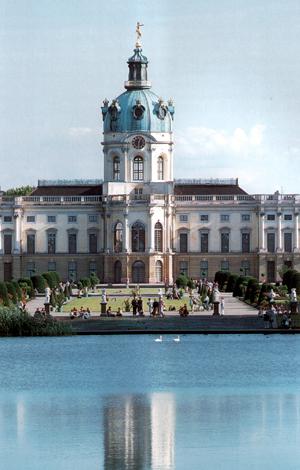 Stadtrundfahrt Berlin, Schloss Charlottenburg