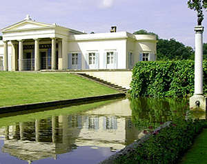 Schloss Charlottenhof Park Sanssouci