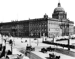 Berliner Stadtschloss Berlin Mitte