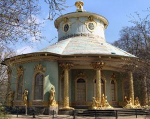 Teepavillion Chinesisches Teehaus Park Sanssouci Potsdam