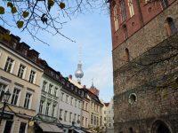 Balade dans le vieux Berlin, quartier saint Nicolas