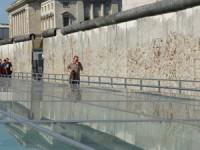 längstes Stück Mauer in Berlin-Mitte