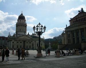 Gendarmenmarkt, der schönste Platz Berlins