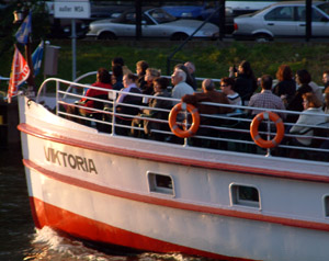 Private boat tours Berlin