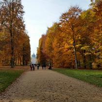 Park Sanssouci, Neues Palais