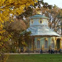 Park Sanssouci, chin.Teehaus