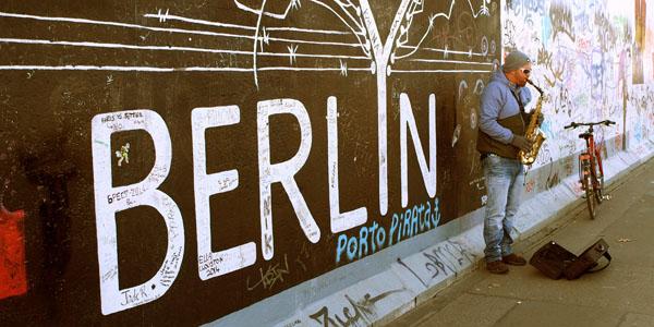 Walking Tour Berlin Wall