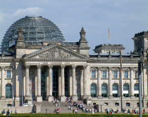 Reichstagskuppel Berlin, Eierwärmer