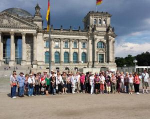 Gruppentouren-Reichstag