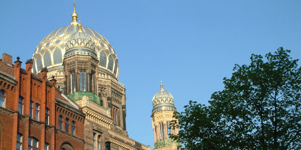 Stadtführung Jüdisches Berlin - Neue Synagoge