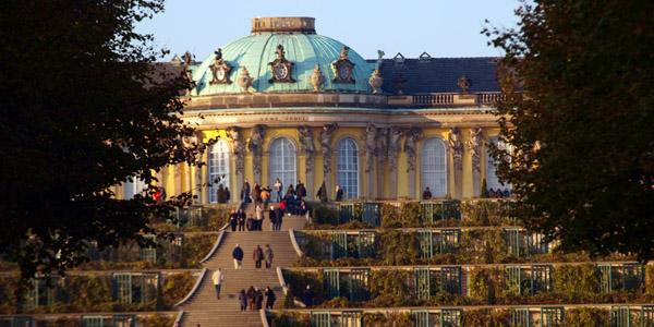 Walking Tour Potsdam - Sanssouci Palace