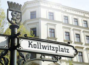 Stadtrundgang Prenzlauer Berg - Kollwitzplatz