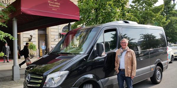 Stadtrundfahrt Berlin Kleinbus